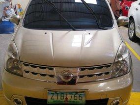 Nissan Livina 2009 Automatic Gasoline P398,000