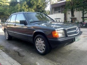 1985 Mercedes-Benz 190 In-Line Manual for sale at best price
