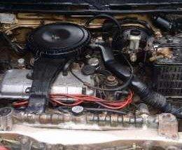 2nd hand Mazda 323