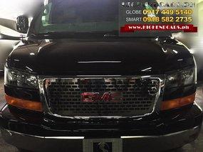 Gmc Savana 2016 Gasoline Automatic Black