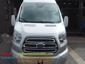 2016 Ford Transit Connect Gasoline Automatic