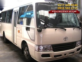 Toyota Coaster 2016 P3,850,000 for sale