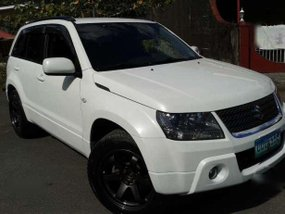 SUZUKI Grand Vitara 2011 matic gas 4x2