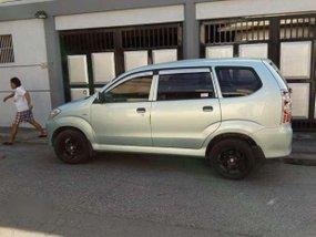 Toyota Avanza 2012 1.3 J Gas MT