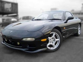For Sale Mazda RX7 FC3S Manual Turbo Fresh From Japan