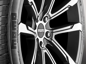 Momo Tires is soon to be distributed in the Philippines