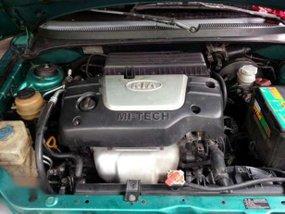 Kia rio hatchback 2002