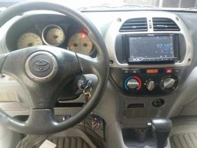 Toyota Rav4 AT 2002mdl sale or swap crv vios innova