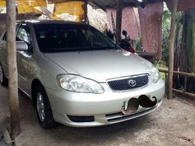 Toyota altis 2002 registered 1st owned