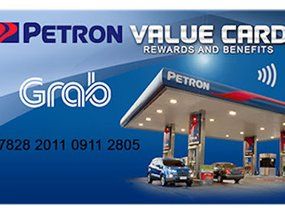 Grab to offer exclusive benefits through Grand-branded Petron Value Card