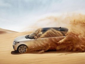 How to safely drive on sand