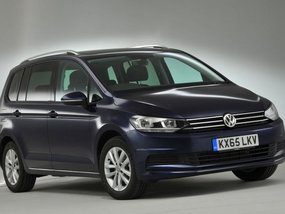 The 2017 Volkswagen Touran: Perfect combination of elegant exterior and spacious interior