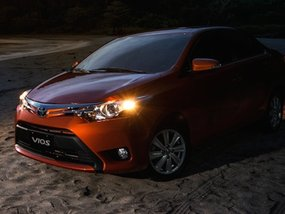 2016 Toyota Vios E CVT: Similar look but best engine in the segment
