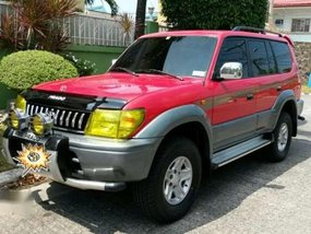 Toyota Prado VX 1997 AT  for sale