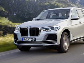 BMW eyes launching 40 models over next two years