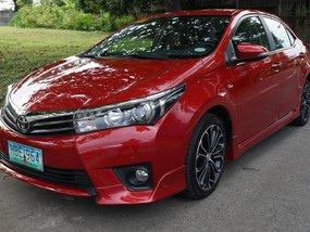 2015 Toyota Corolla Altis 2.0 V: Higher price yet money well spent