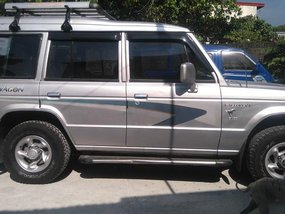 Fresh in and out Hyundai Galloper 1997