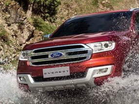 Ford Everest 2016: Good performance in rugged terrains