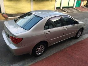 2003 toyota altis 1.6 e automatic 1st owned