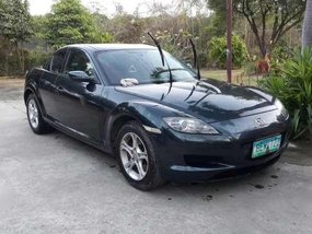 Mazda rx8 2008model Manual trany