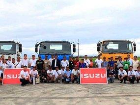 Isuzu PH held the Truck Training Series in Isabela