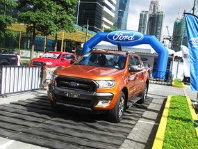 Ford PH to hold test drive activity at 2017 MIAS