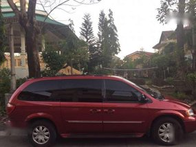 2006 Chrysler Town and Country Challenger AT47tkm1own Vs2005 2007 2008