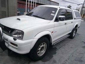 1999 mitsubishi strada 4x4 for sale