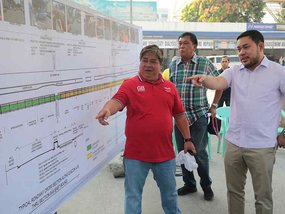 DPWH to offer flood mitigation drains in Quezon City
