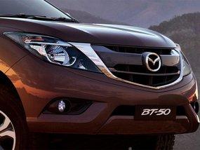 MIAS 2017: Mazda updates BT-50 pickup truck