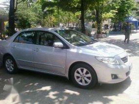 2009 Toyota Altis G Manual Transmission