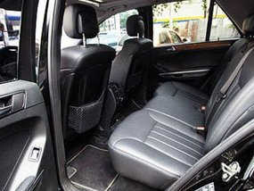 Mercedes-Benz Ml 2008 Gasoline Automatic Black