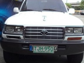 1992 Toyota Land Cruiser for sale