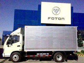 2016 Foton Tornado 2.5 Corrugated F-Van 4BB1 3.5L Euro II 14 feet