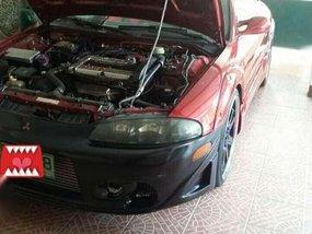Mitsubishi eclipse alt honda civic b16 toyota corolla altis 4efte