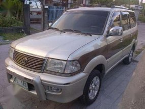 Toyota Revo vx200 AT 2003 MINT SUPER FRESH innova adventure crosswind