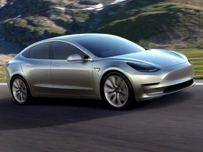Tesla Model 3 creating a great move
