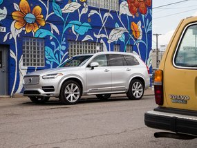 2016 Volvo XC90 offering efficient touch-screen