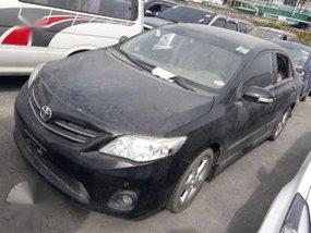 2013 Toyota Altis 1.6v automatic