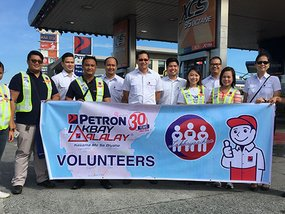 Petron to expand its motorist assistance to Visayas, Mindanao during the Holy Week