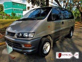 2001 Mitsubishi Spacegear GLX for sale