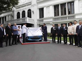 Mitsubishi Mirage G4: the first car made by Filipino hands