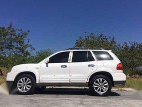 Hyundai Santa Fe MT