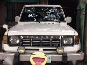 Hyundai Galloper 4x4 V6 AT Gas 1997