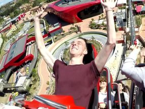 Ferrari Land for car lovers in Spain