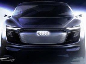 Audi unveils E-Tron Sportback Crossover concept before Shanghai Auto Show