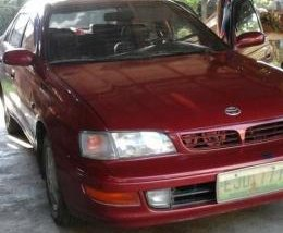 Rush sale toyota corona 135k negotiable