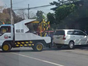 MMDA to clear street obstructions in Cubao