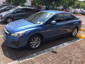 2015 Subaru Impreza Gasoline Automatic