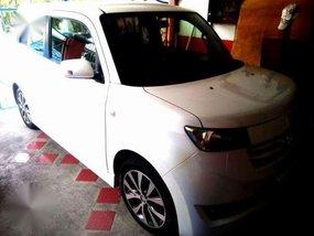Toyota Bb white